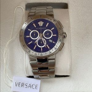 Authentic Versace watch.